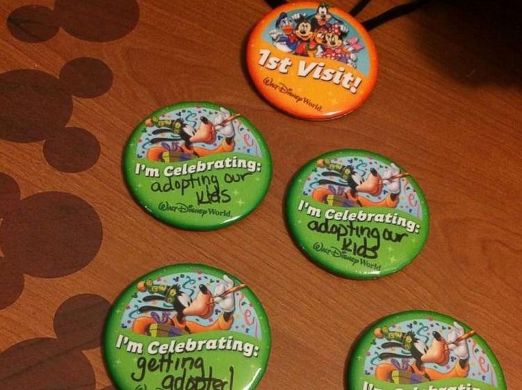 Disney: crianças se emocionam ao saberem que estavam sendo adotadas 3