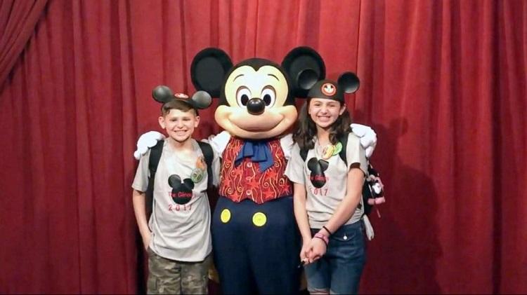 Disney: crianças se emocionam ao saberem que estavam sendo adotadas 1