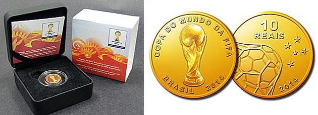 Moeda-de-ouro-terá-a-taça-do-Mundial-estampada