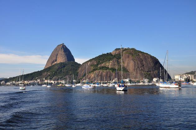 Morro do Pão de Açúcar e da Urca - Rio de Janeiro - Brasil - Foto Alexandre Macieira Riotur