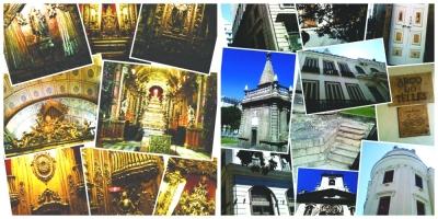 Mosteiro de São Bento e Centro Histórico
