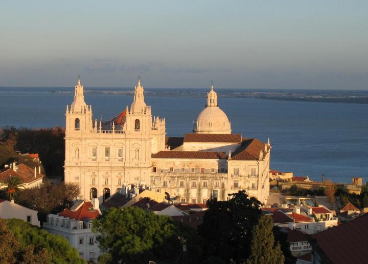 Mosteiro de São Vicente de fora, Lisboa