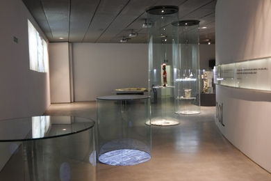 Museu Interativo da História de Lugo - interior