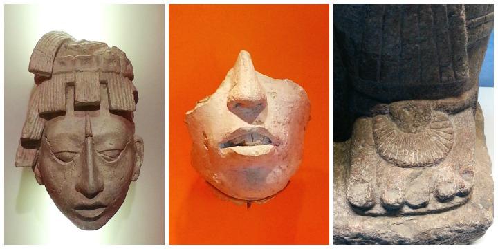 Museu antropologia Villahermosa