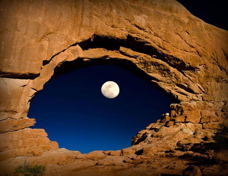National Park Utah USA