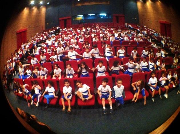 O Curta Brasília, em parceria com o SESC DF, está realizando sessões em homenagem ao Dia das Crianças no Festivalzinho Curta Brasília