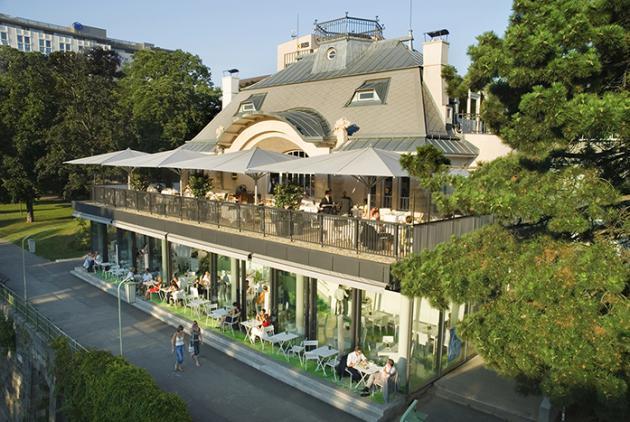O Steireck, um dos mais conhecidos restaurantes austríacos