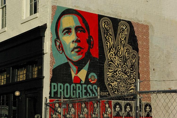 7 lugares por onde Obama passou na região da capital americana