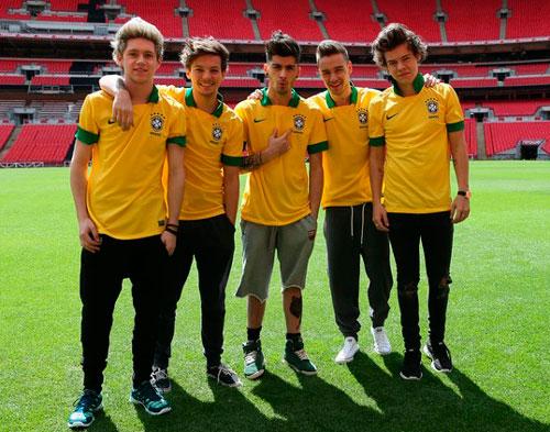 One Direction Foto Divulgação Time For Fun