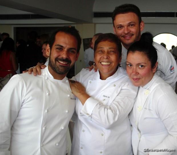 Onildo Rocha, Kátia Barbosa, Ludmila Soeiro e Wanderson Medeiros