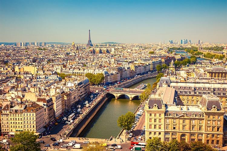 Paris e seus incríveis passeios