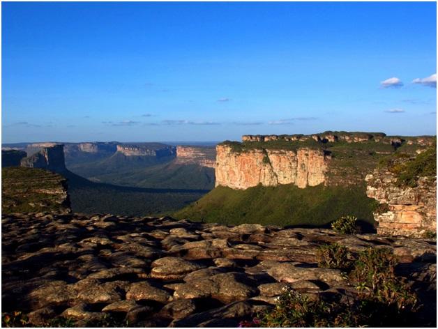 Parque Nacional da Chapada Diamantina. Foto: Divulgação Wikipedia
