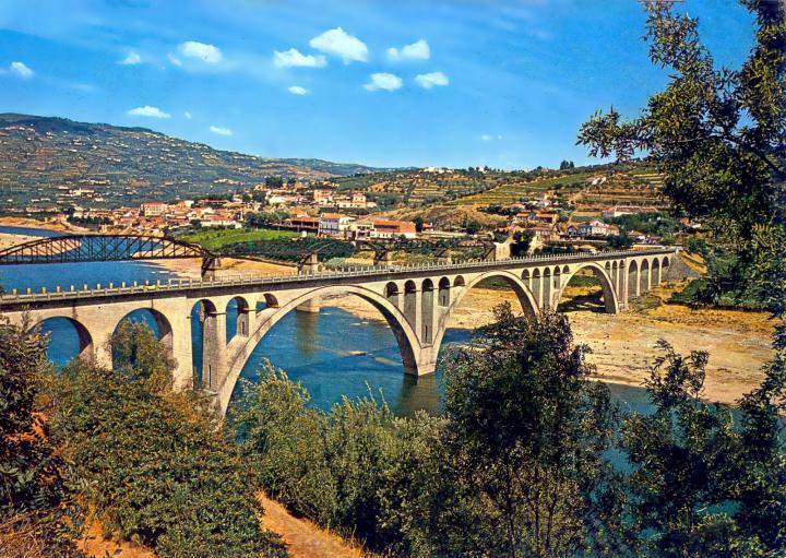 Peso da Régua - Ponte sobro o Douro