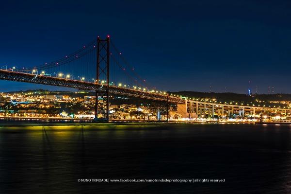 Ponte 25 de Abril, Lisboa Foto Nuno Trindade