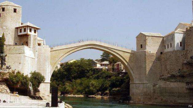 Ponte Velha, Mostar, Bósnia e Herzegóvina