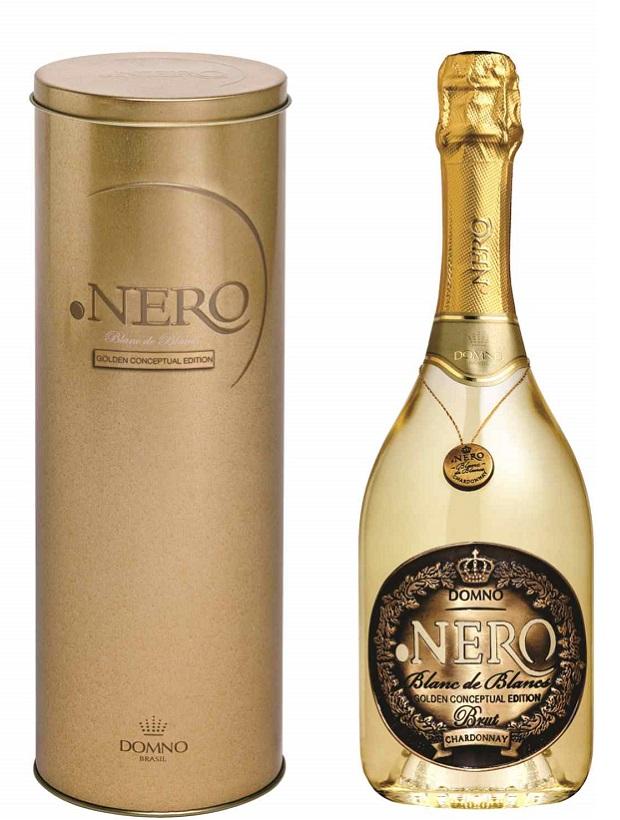 Ponto Nero Blanc de Blancs Golden Conceptual Edition