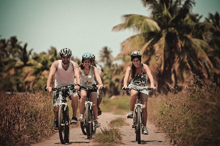 Porto de Galinhas de bike
