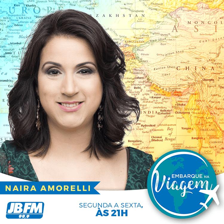 Boletim de turismo da rádio JB FM aposta na convergência de mídias 1