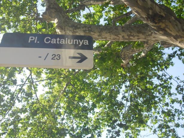 Praça Catalunya