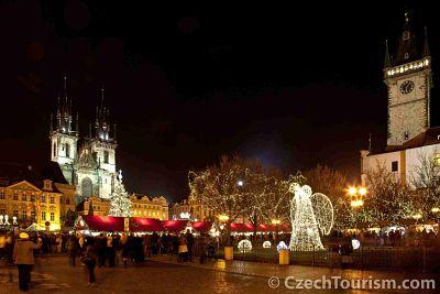 Praga Natal