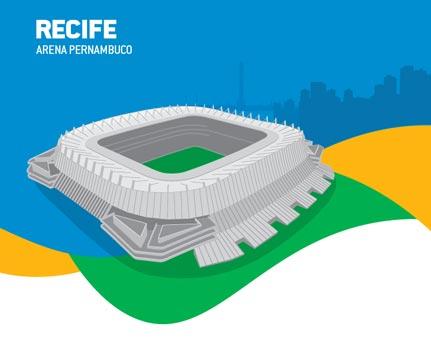 Recife - Arena Pernambuco