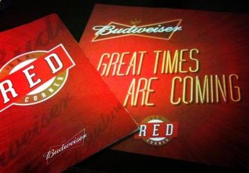 Red Corner - Budweiser
