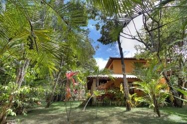 Resort Village Mata Encantada em Santa Cruz da Cabrália