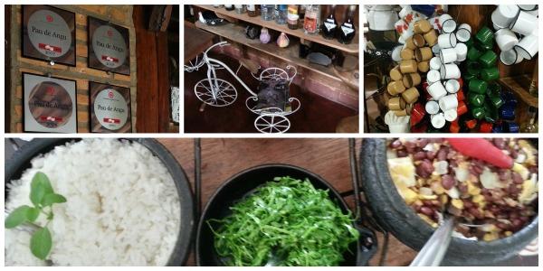 Restaurante Pau de Angu