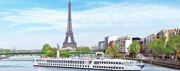 River Baroness - European cruising through France