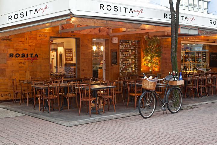 Rosita Café - Ambiente - foto Rodrigo Azevedo