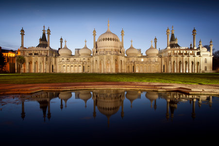 Royal Pavilion, Brighton, East Sussex, England