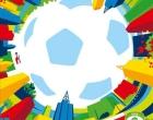 Cartazes oficiais do Rio, São Paulo e Brasília para a Copa do Mundo 2014