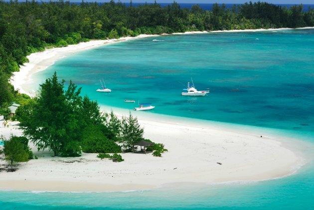 SEYCHELLES Denis Island FOTO: DIVULGAÇÃO