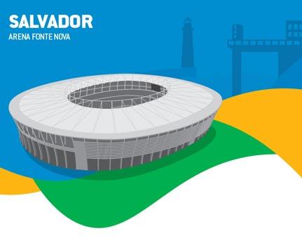 Salvador - Fonte Nova