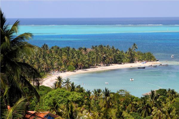 San Andrés Islas - Playa Coco Plum b