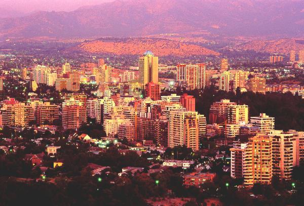 Santiago.Chile 1. Cred.Serv.Nacional del Turismo