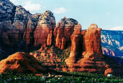 Sedona - Coffee Pot Rock 500