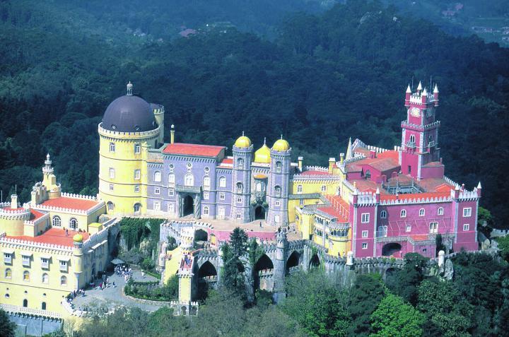 Sintra_Palácio_da_Pena