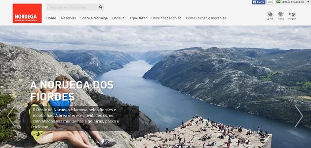 Site Noruega