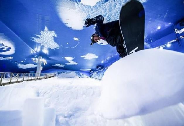 Snowland Gramado.