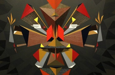 Sol-Negro-dtl.A obra de Tché Ruggi
