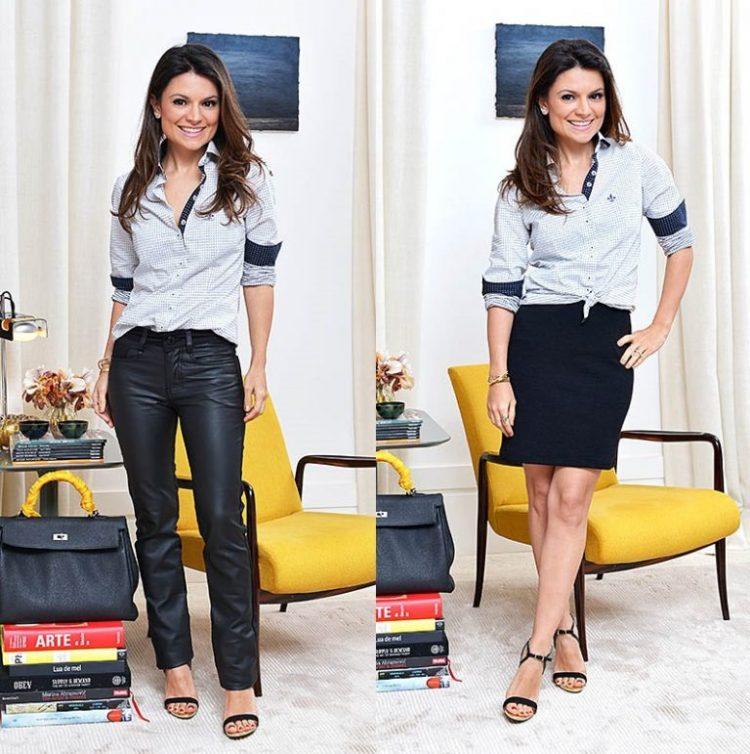 A top blogger Sophia Alckmin aposta em duas composições que são puro luxo com as estampas exclusivas #DudalinaPrints.