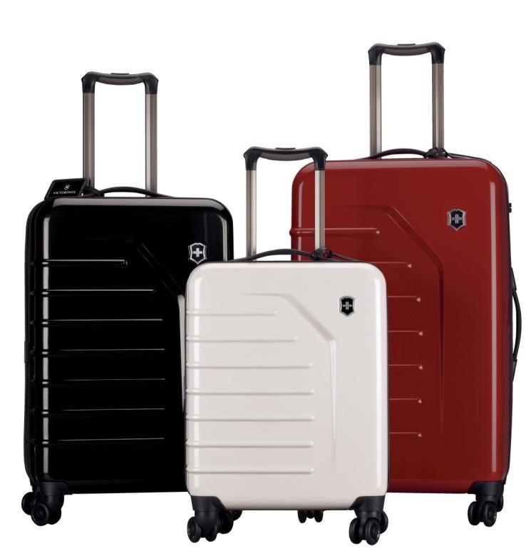 Spectra, nova linha de malas da Victorinox Travel Gear