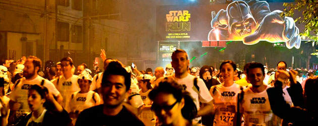 Star Wars Run - Corredores