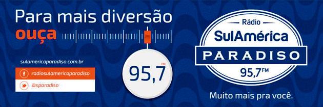 SulAmérica Paradiso FM 95.7