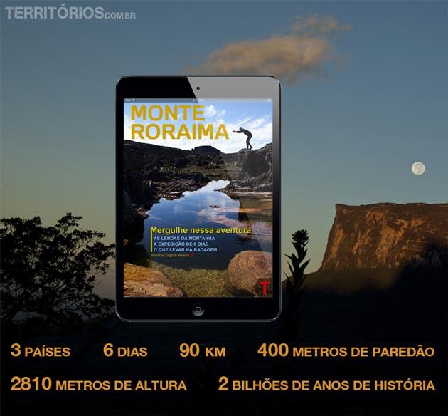 T - Monte Roraima aplicativo