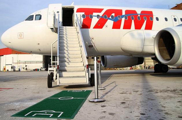 Tapetes verdes vão receber os passageiros em junho e julho. Foto: Jefferson Pacieri