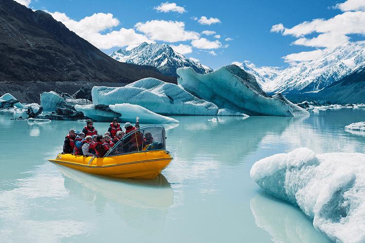 Visitar uma geleira na Nova Zelândia é mais fácil do que se pensa 1