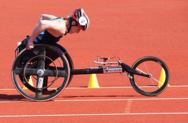 BT Paralympics World Cup 2009: Tatyana MCFADDEN