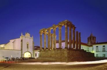 Templo Romano_Evora_Rui Cunha